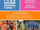 Fear Facers Camp