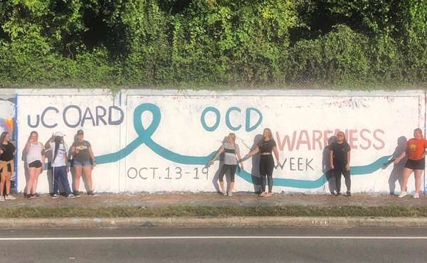 OCD Awareness Mural
