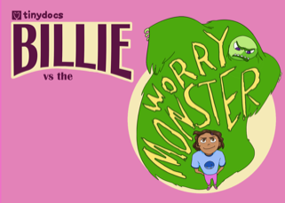 Billie vs. Worry Monster
