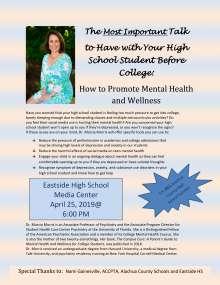 Mental Health HS flier April 2019